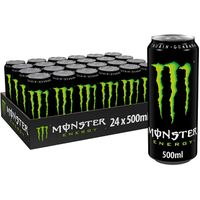 Monster Energy Drink Can 500 ml