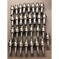 Drill for glass drilling machine