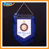 Promotional gift sports pattern pennant