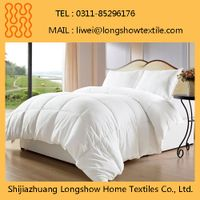 Best Selling Quilt in Europe Solid Color Bedding Duvet
