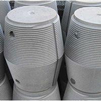 Graphite Electrode Nipple : 3TPI/3TPIL/4TPI/4TPIL.