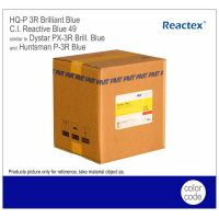 Reactex® HQ-P 3R Brilliant Blue reactive printing dyes for textile