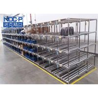 Auto Production FIFO Rack Flow Storage Shelf Turnover Box