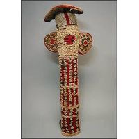 Shop online, Purchase, buy Bamileke Juju Hat, Elephant beaded mask, Ndop mud cloth bamileke, Bamilek