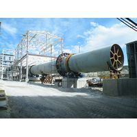 High efficiency energy saving cement, lime, kaolin, bauxite rotary kiln for sale