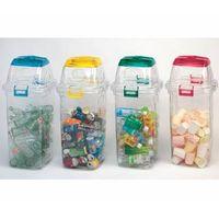 PET Transparent Garbage can-----recycling bin