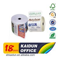 thermal paper rolls 80x80 for cash register