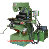 Hydraulic milling machine CF-1230H thumbnail image