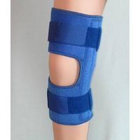 Sporting protection pad & loop for knee, thigh, shank, ankle. thumbnail image