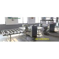 automatic plastic board solid wood timber aluminum steel metal board laminating machine laminator thumbnail image