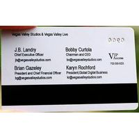 hico magnetic stripe cards plastic pvc cards