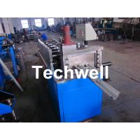 Roof Ceiling Batten Cold Roll Forming Machine With 14 Forming Stations For Making Roof Truss
