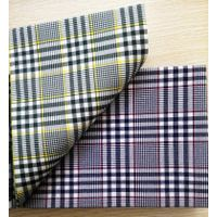Polyester/cotton yarn dyed fabric