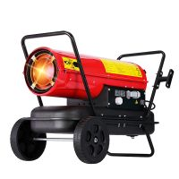20kw Portable Kerosene air heating blower/ Diesel space heater