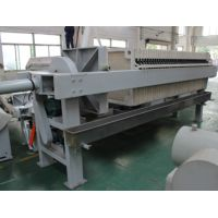 Plate and Frame Electric Mechanical Compacting Filter Press