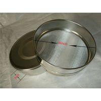 YongQing supply 200mm diameter standard test sieve shaker