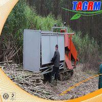 6BCT-5 sugarcane peeler, sugarcane leaf removing machine thumbnail image