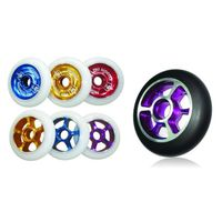 Metal Core PU wheel for professional scooter