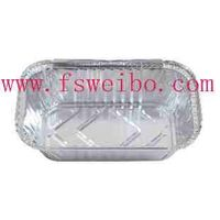 aluminum foil bakeware container, foil food container use in microwave