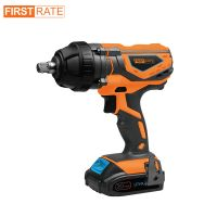 FIRSTRATE 20V Electric Impact Wrench 298 NM high Torque Cordless Power Electric Impact Wrench Drill
