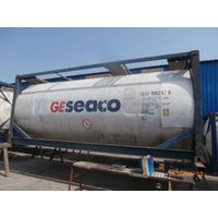 Used 20 feet T11 iso tank container for chi\emicals storage and transportion