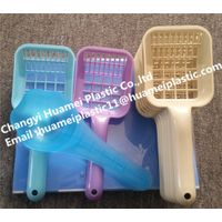 plastic eco-friendly animal pet cleaning shovel /cat cleaning shovel /Cat Litter Shovel thumbnail image