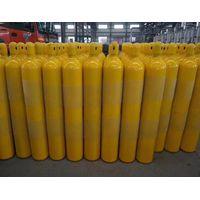40L gas cylinder oxygen cylinder stainless steel high pressure gas cylinder