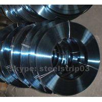 sell blue hard spring steel strip thumbnail image