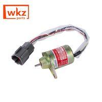 119233-77932 R55 R60-7 Yanmar Fuel Shutdown Solenoid thumbnail image