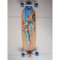 2012 Hot-sell KAD 36x9'' Bamboo Longboard