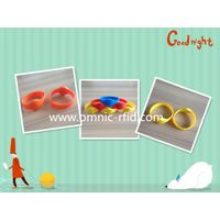silicone RFID wristbands Oval