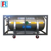 DPW499-1.59/2.5/3.45MPa cryogenic gas cylinder