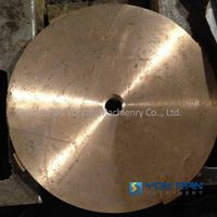 Cone Crusher Thrust Plate Wearing parts