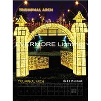 Motif light Triumphal Arch
