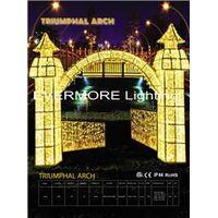 Motif light Triumphal Arch