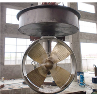 Azimuth Thruster with Tube
