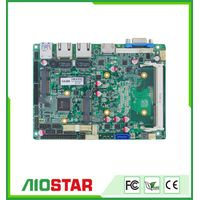 industrial motherboard VGA HDM LVDS display with Intel Skylake i3 6100U