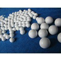 Ceramic ball, alumina ceramic