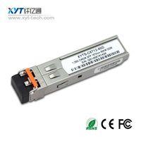 1.25Gb/s 1000M 1310nm Single-mode SFP Transceiver 40km 80km