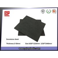 Black Anti-Static Durostone Sheets for Ict Fixture