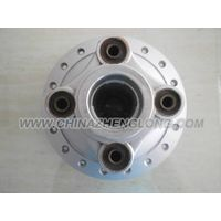 CG125CDI front wheel hub thumbnail image