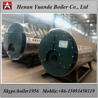 2 ton oil steam boiler thumbnail image
