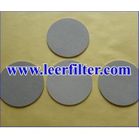 Titanium Powder Filter Disc thumbnail image