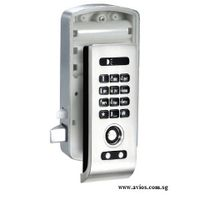 Locker RFID Locks with Digital Keypad thumbnail image