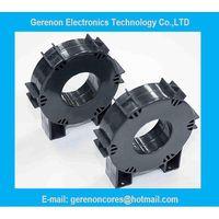Nanocrystalline cores for power supply