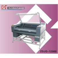 Large Scale Auto-Recognition Trademark Cutting Laser Machine (ZDJG-12060)