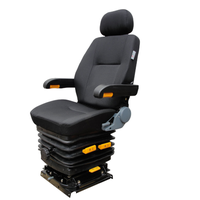 Agricultural Machinery Seat With Suspension thumbnail image