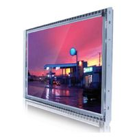 Open Frame SAW Touch LCD Monitor/ 1280x1024/ 250cd(nit)/ RGB, DVI