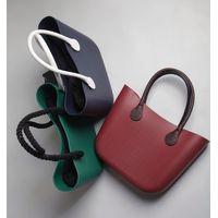 custom design promotional pink waterproof silicone beach bag thumbnail image