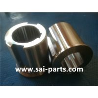 Custom Parts Head Drum Motor Shaft Sleeve by CNC Machining